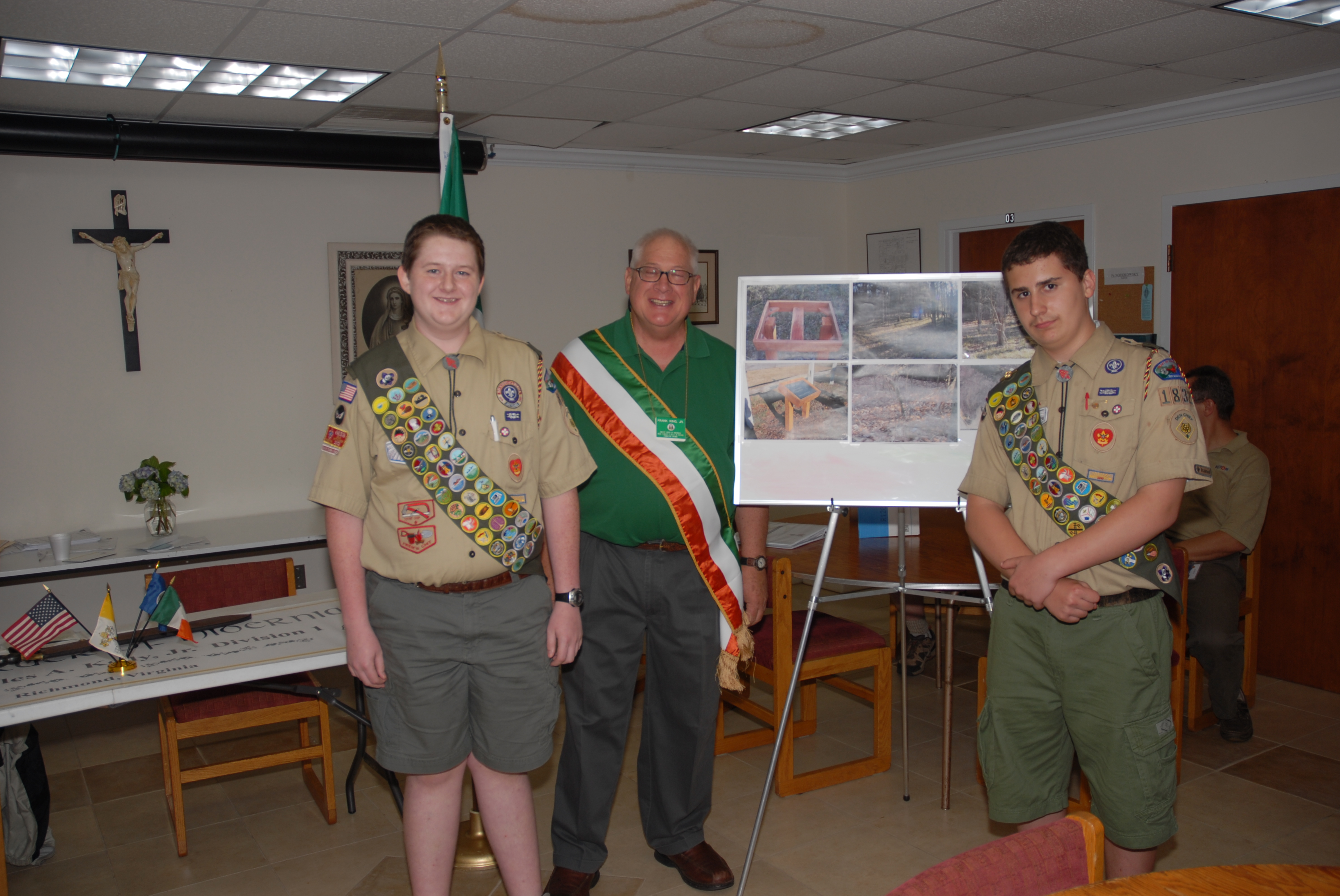 AOH-Boy Scouts Project